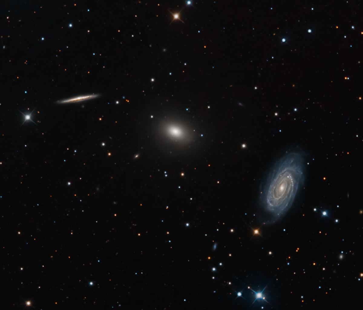 NGC 5981 NGC 5982 NGC 5985