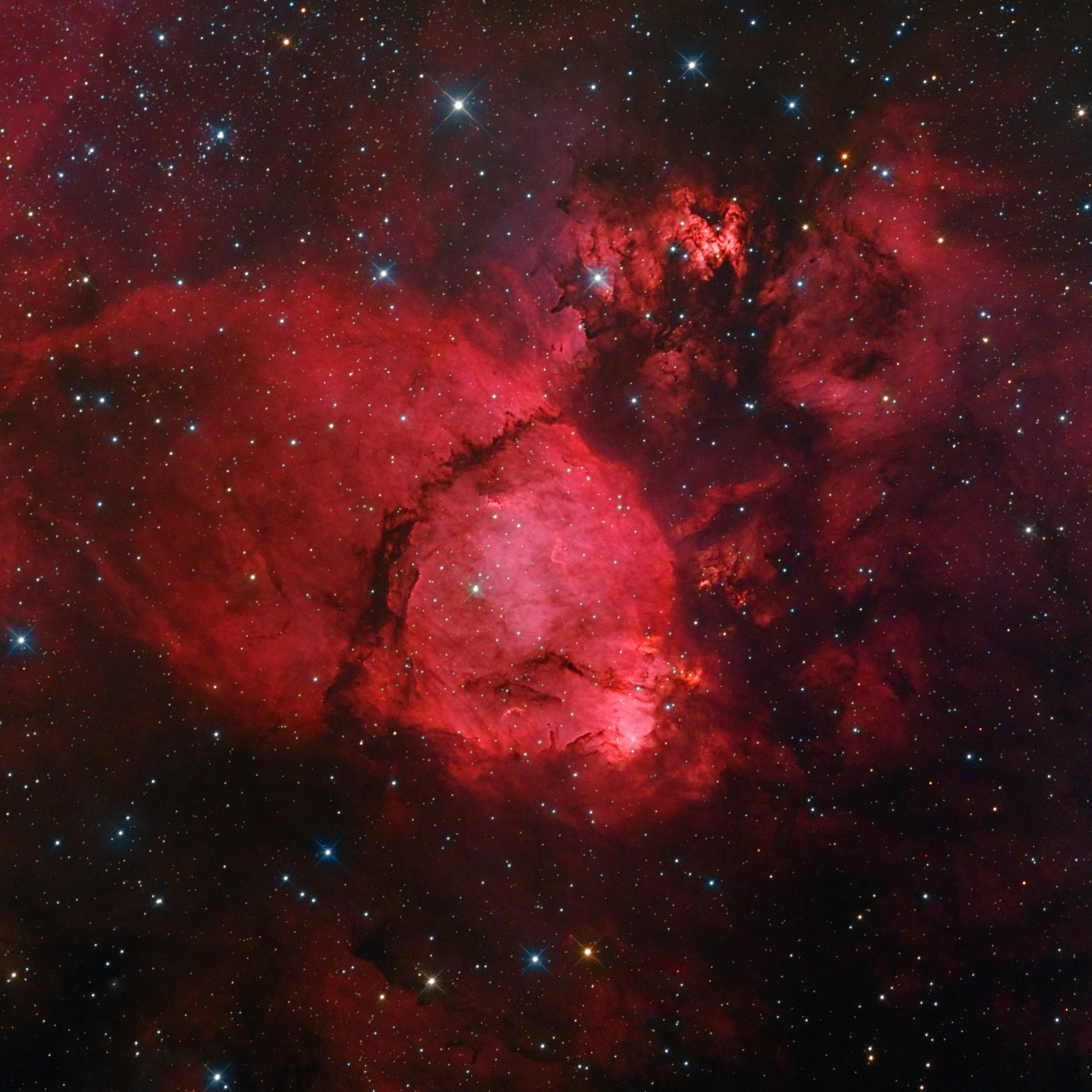 NGC 896 IC 1795
