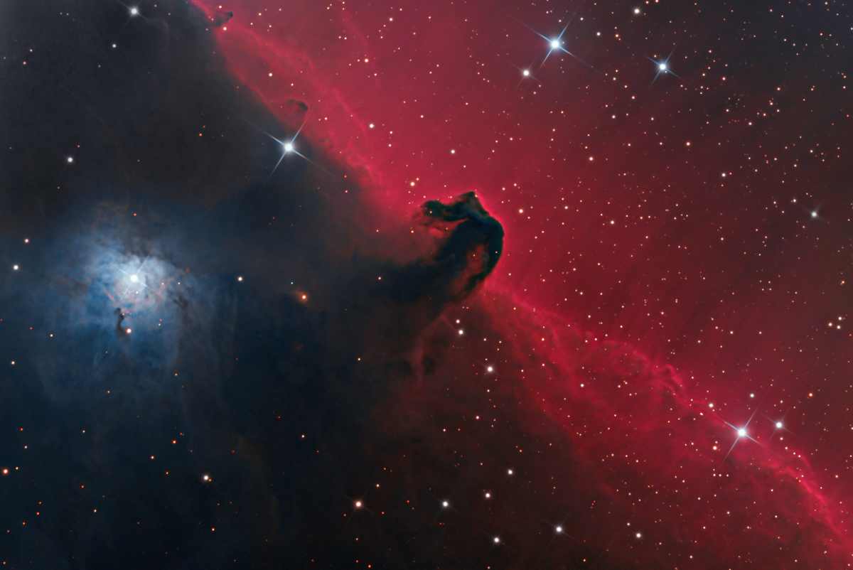 Horsehead Nebula - Pics about space