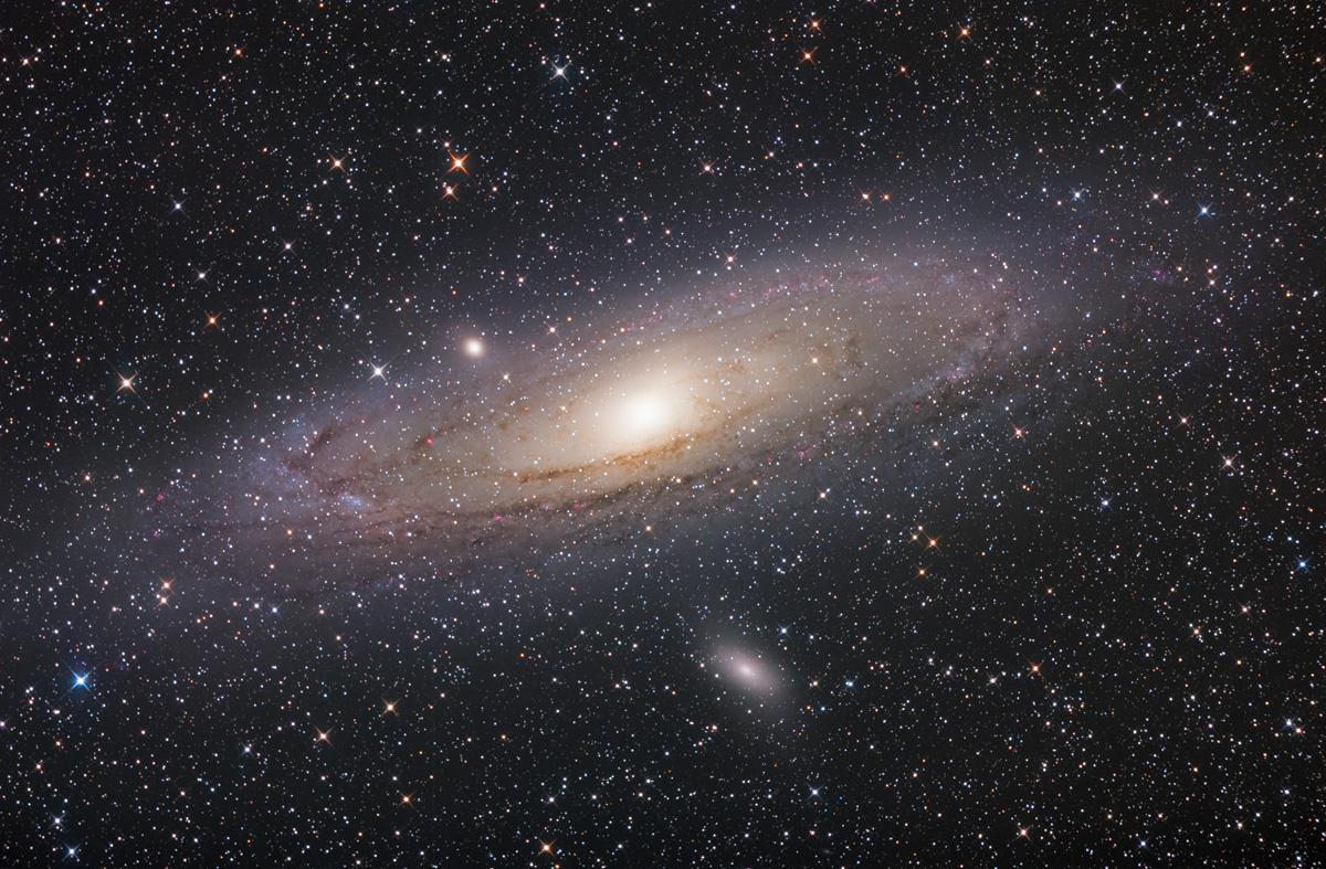 andromeda galaxy images - HD1200×787